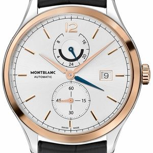 MontBlanc Heritage GMT Automatic Men's Watch 11254